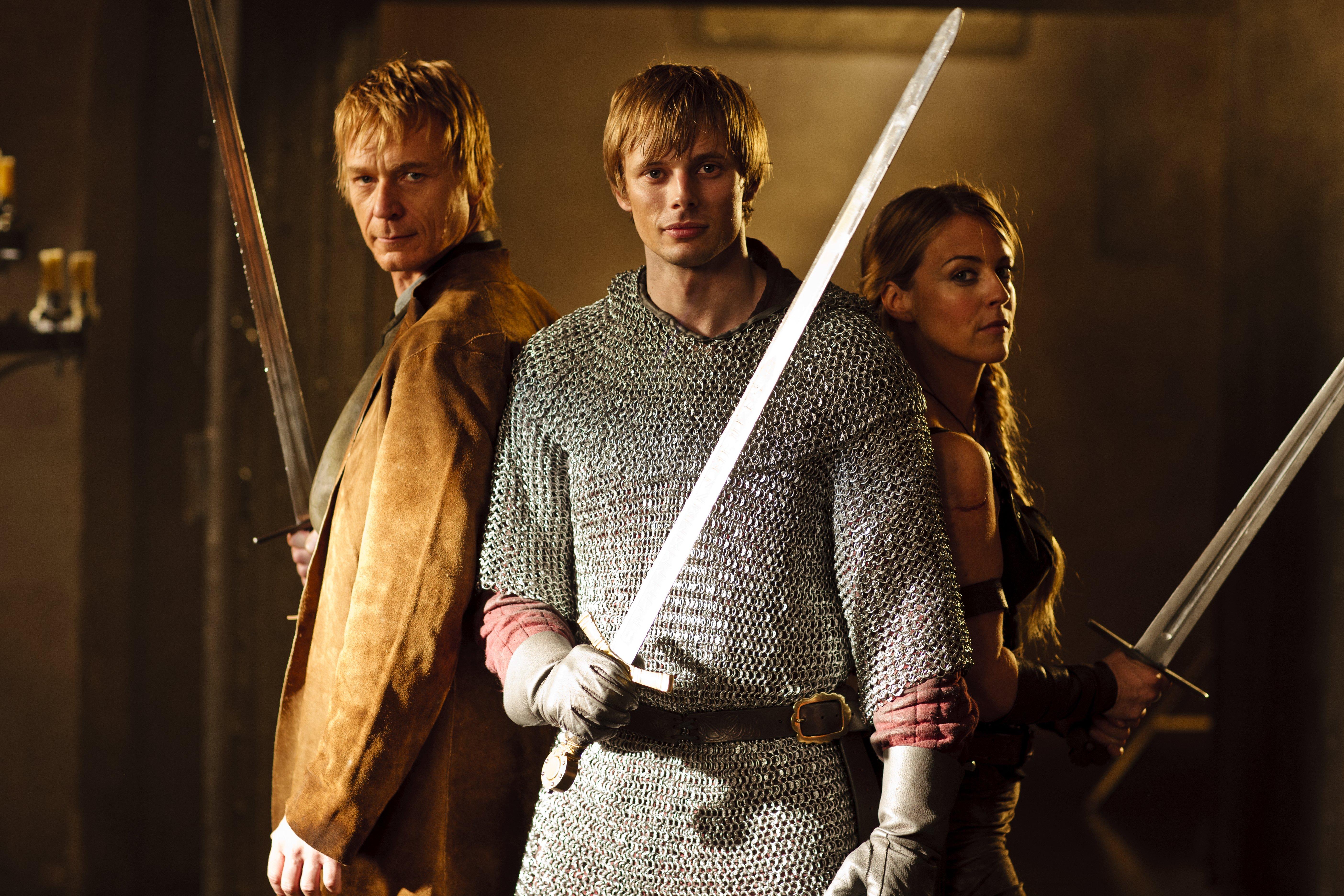 Watch Merlin Season 4 For Free Online