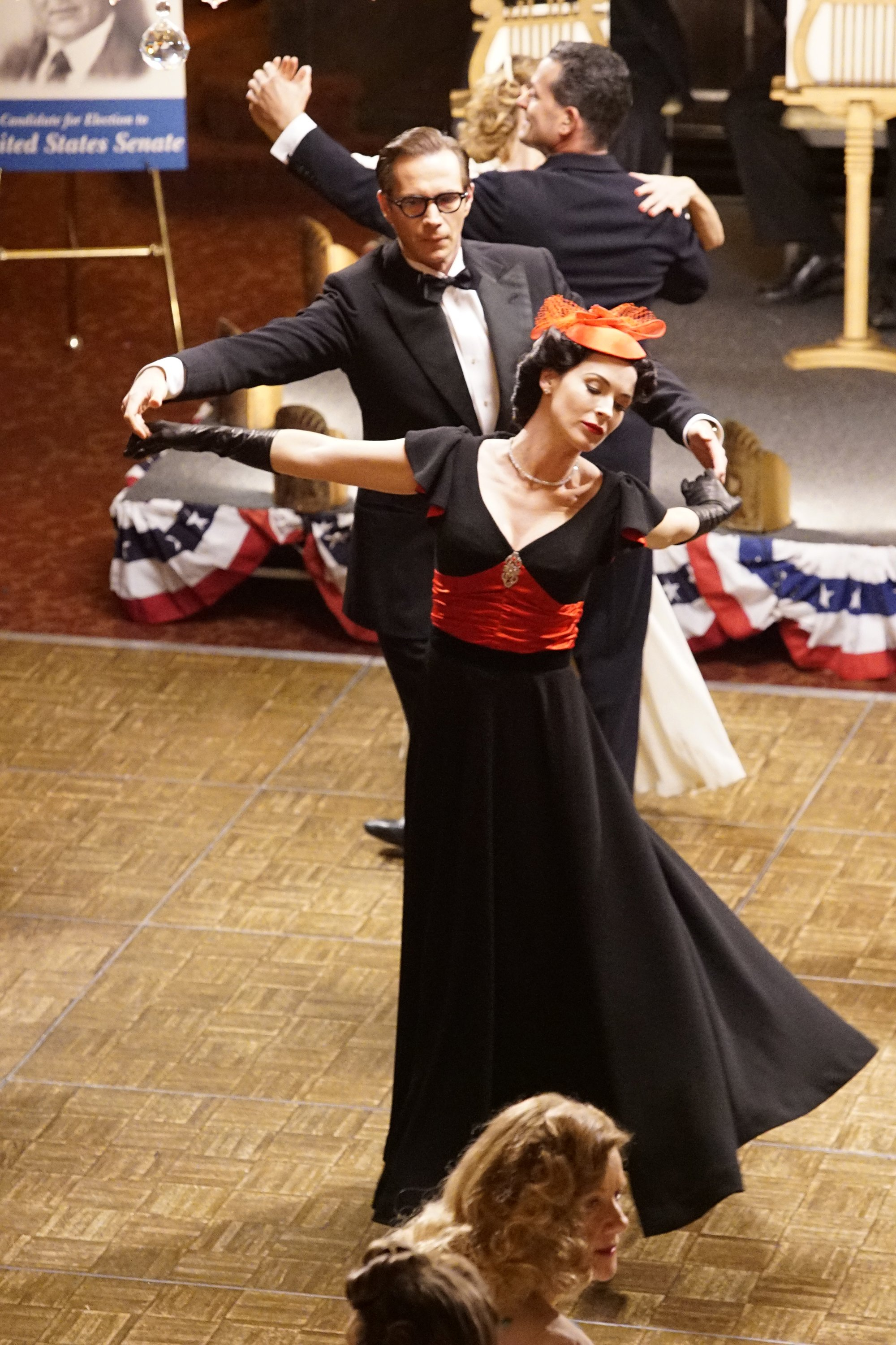 Agent Carter's Bridget Regan: Dottie Helping Out Peggy Is 'Play, Play,  Play!'