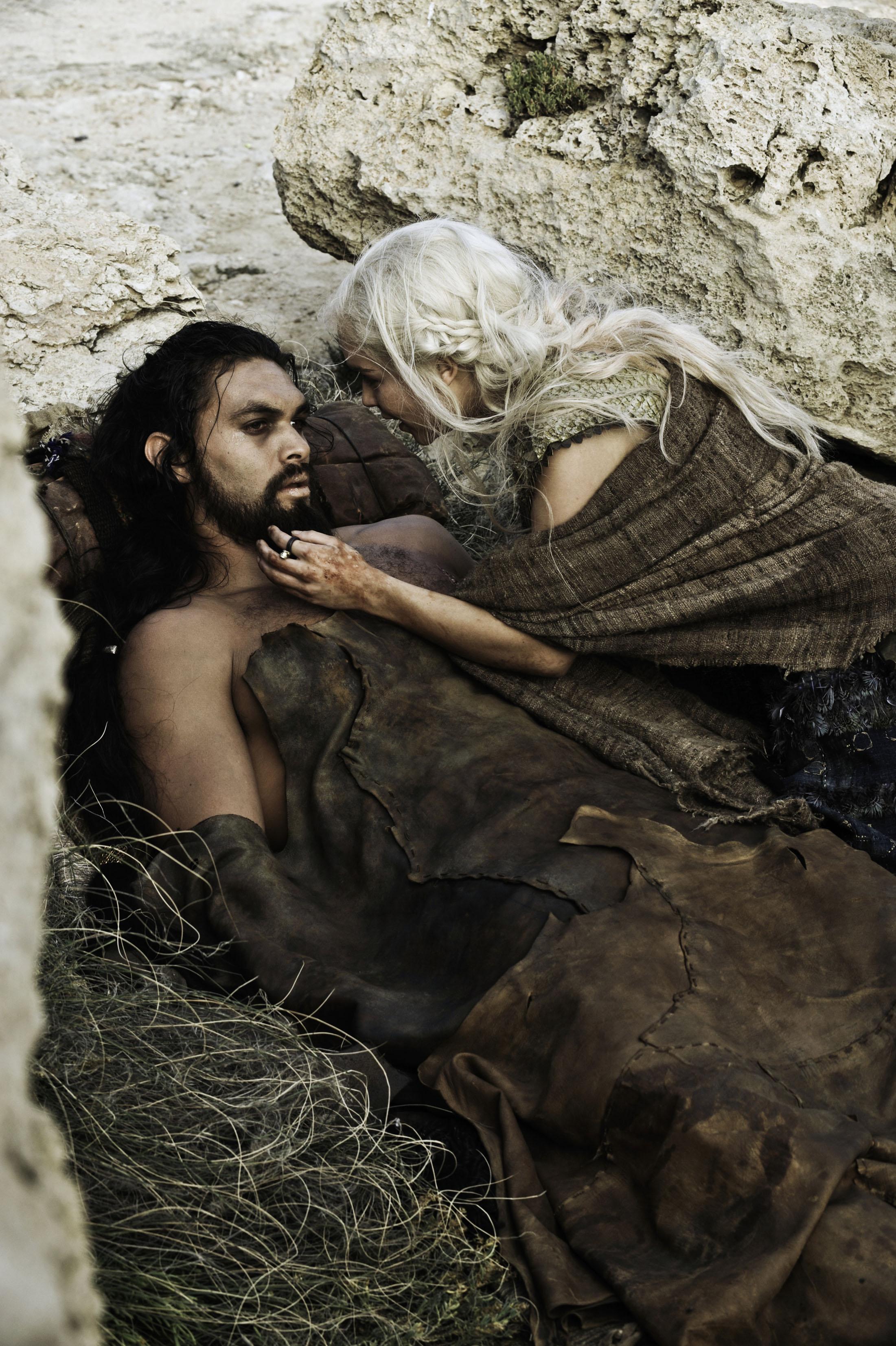 Dany And Drogo