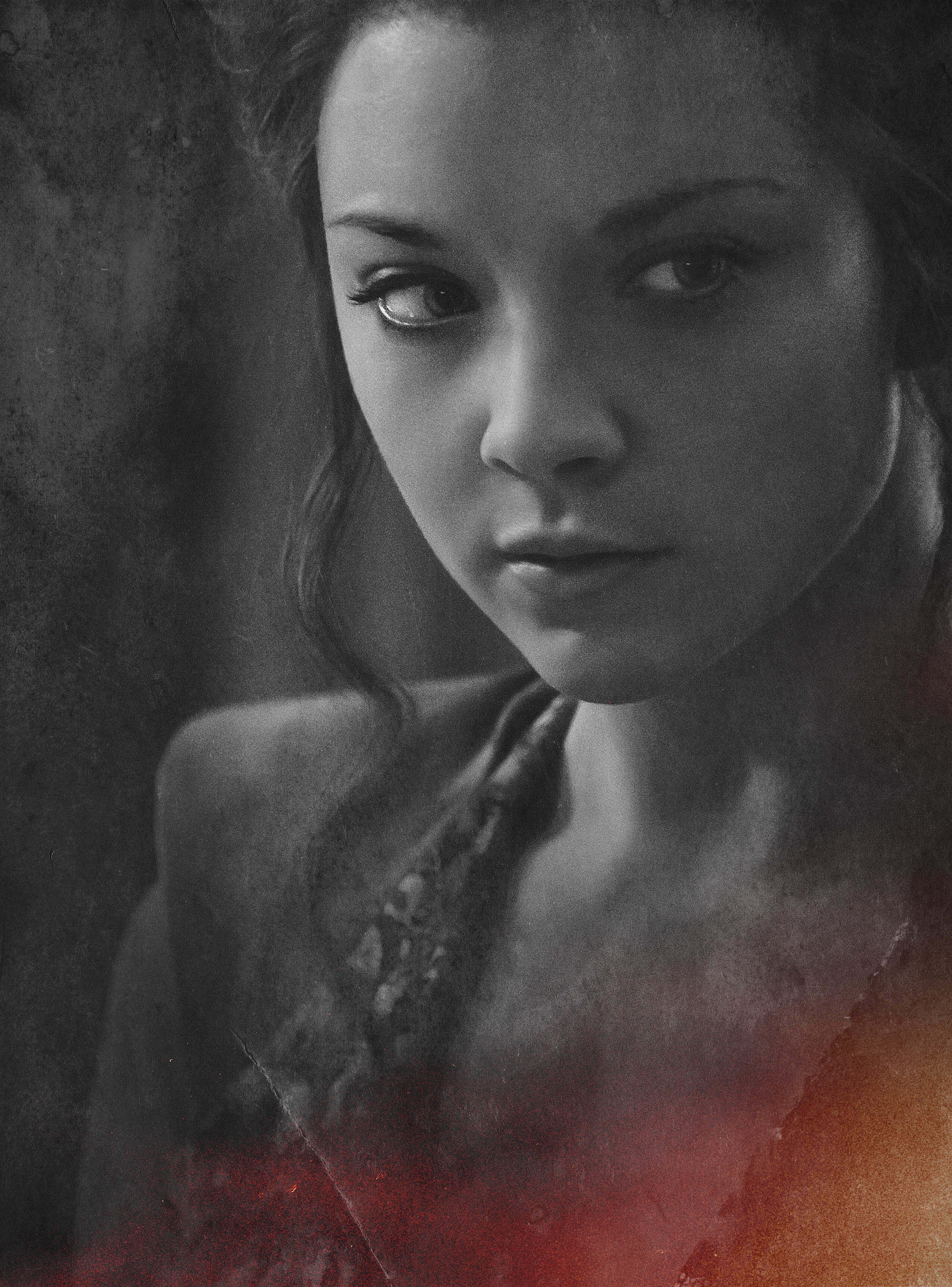 Game Of Thrones Margaery Actress Section of Rand...