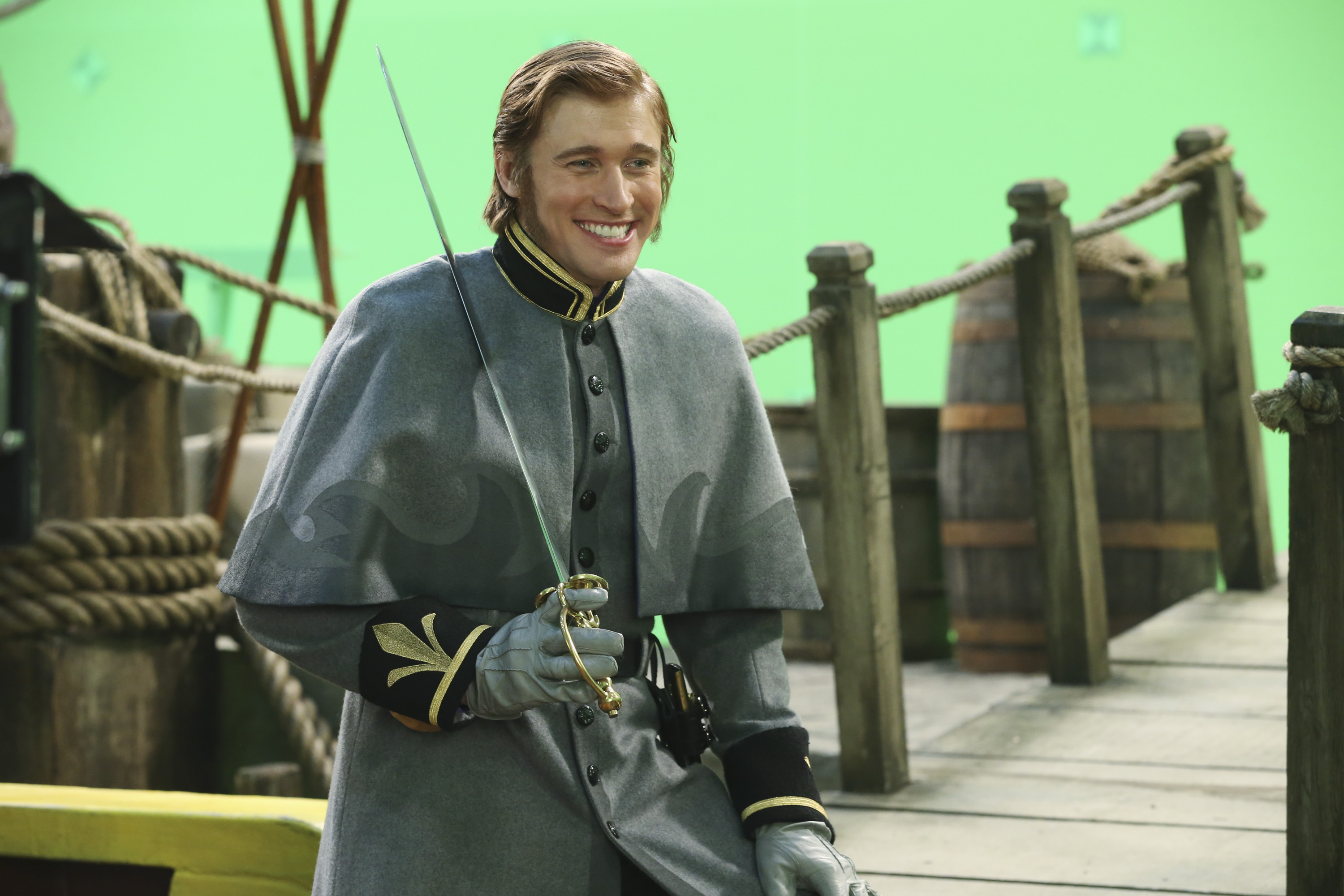 Hans Once Upon A Time