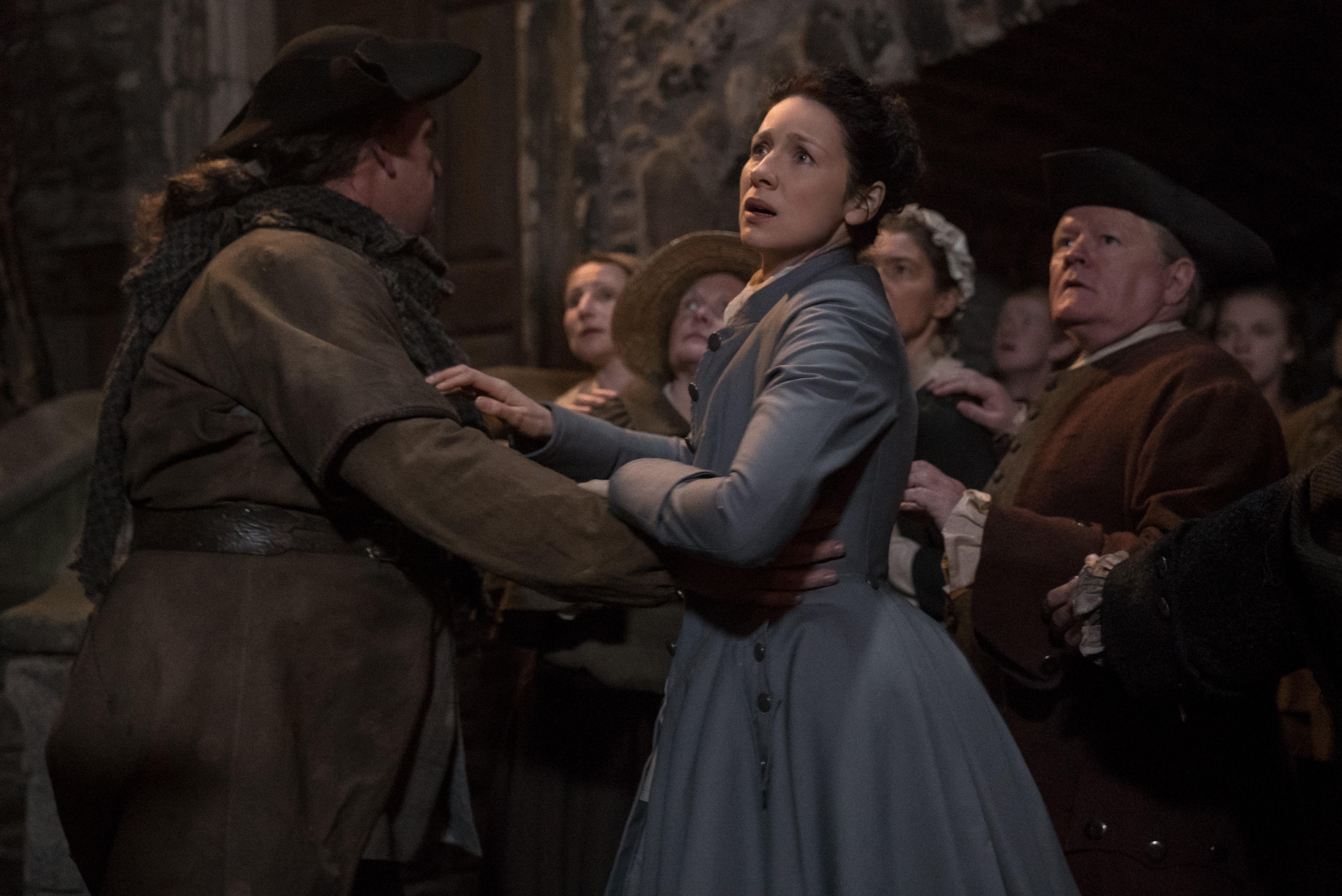 Claire Outlander 3x07