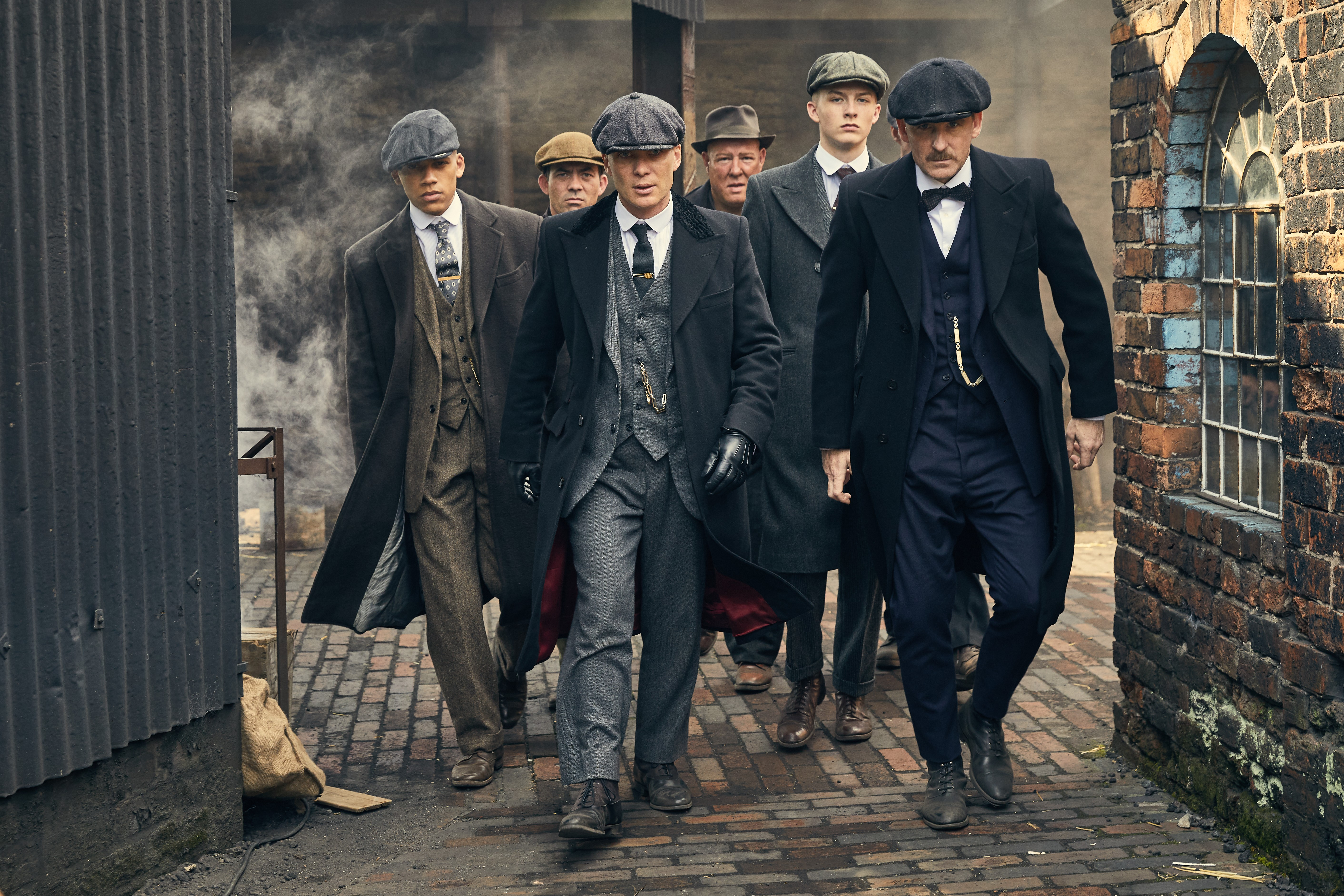 Thomas Shelby | Peaky Blinders Wiki | FANDOM powered by Wikia
