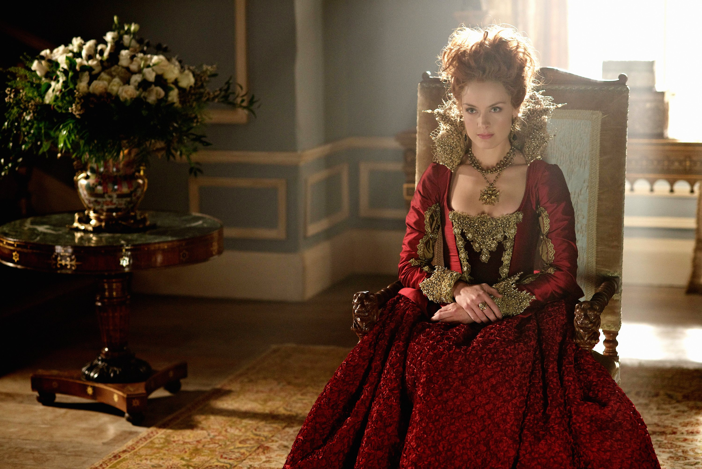 Resultado de imagem para rainha elizabeth 1 reign