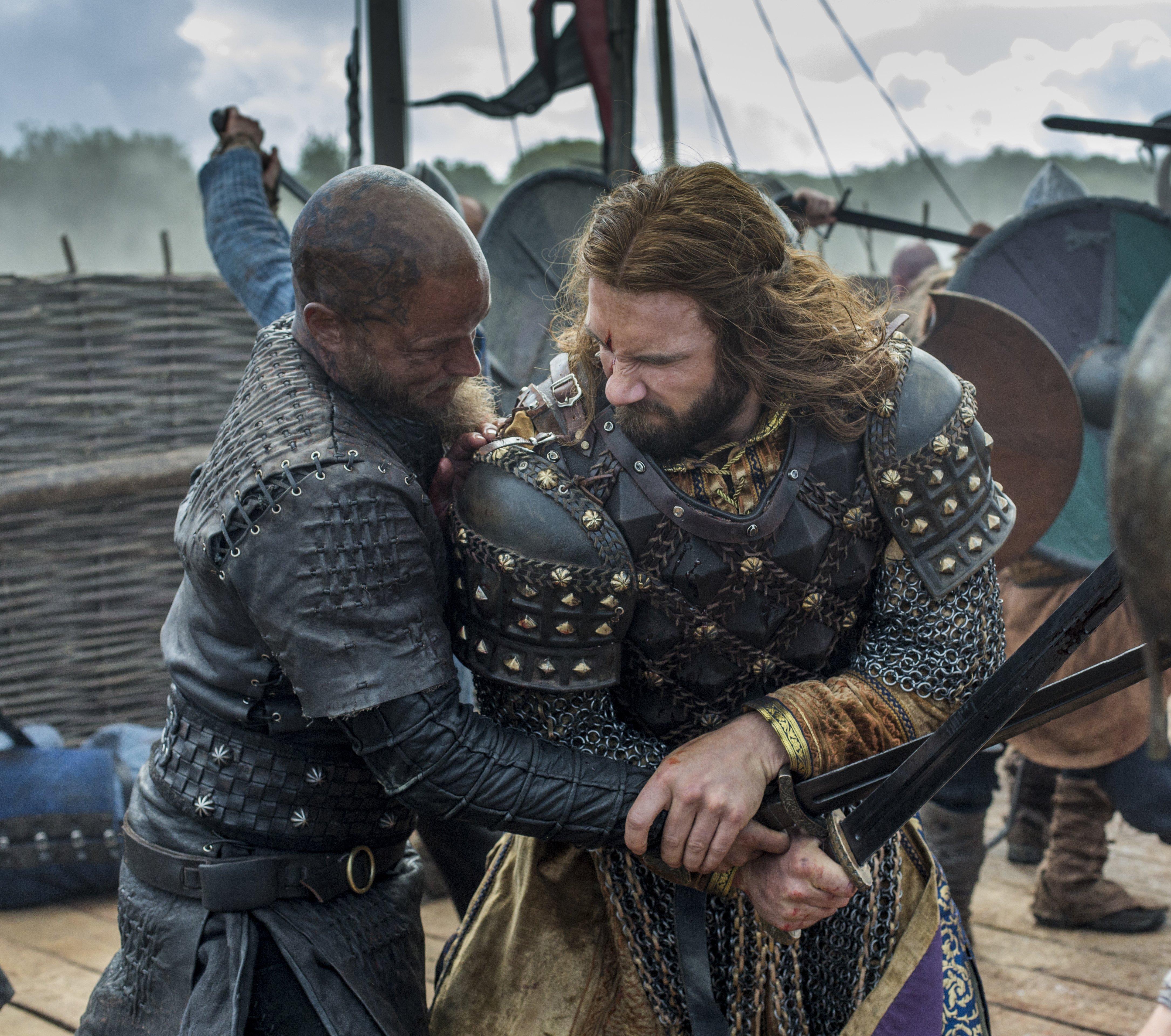 Последнее королевство (1 сезон) смотреть онлайн бесплатно