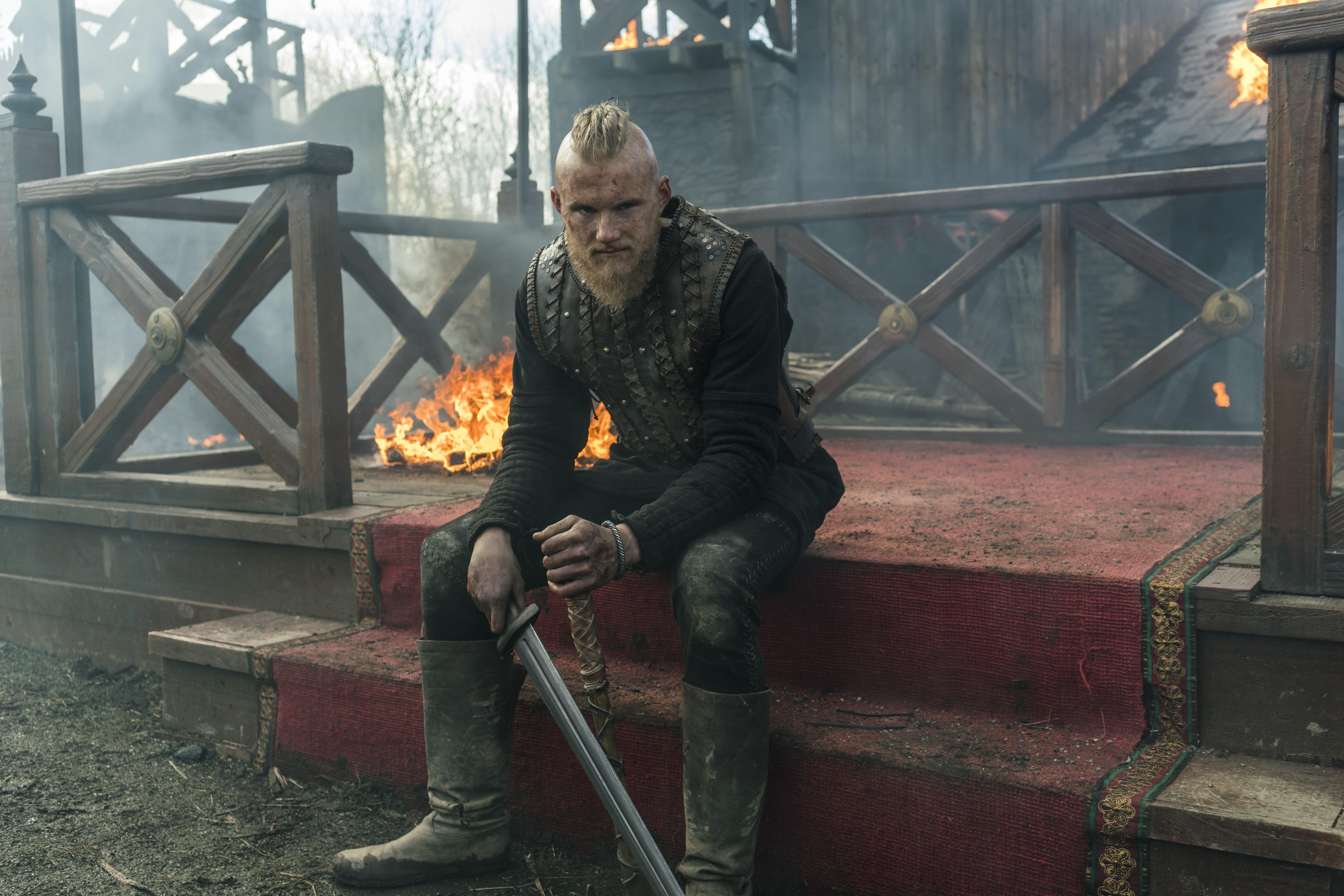 Bjorn Vikings season 5