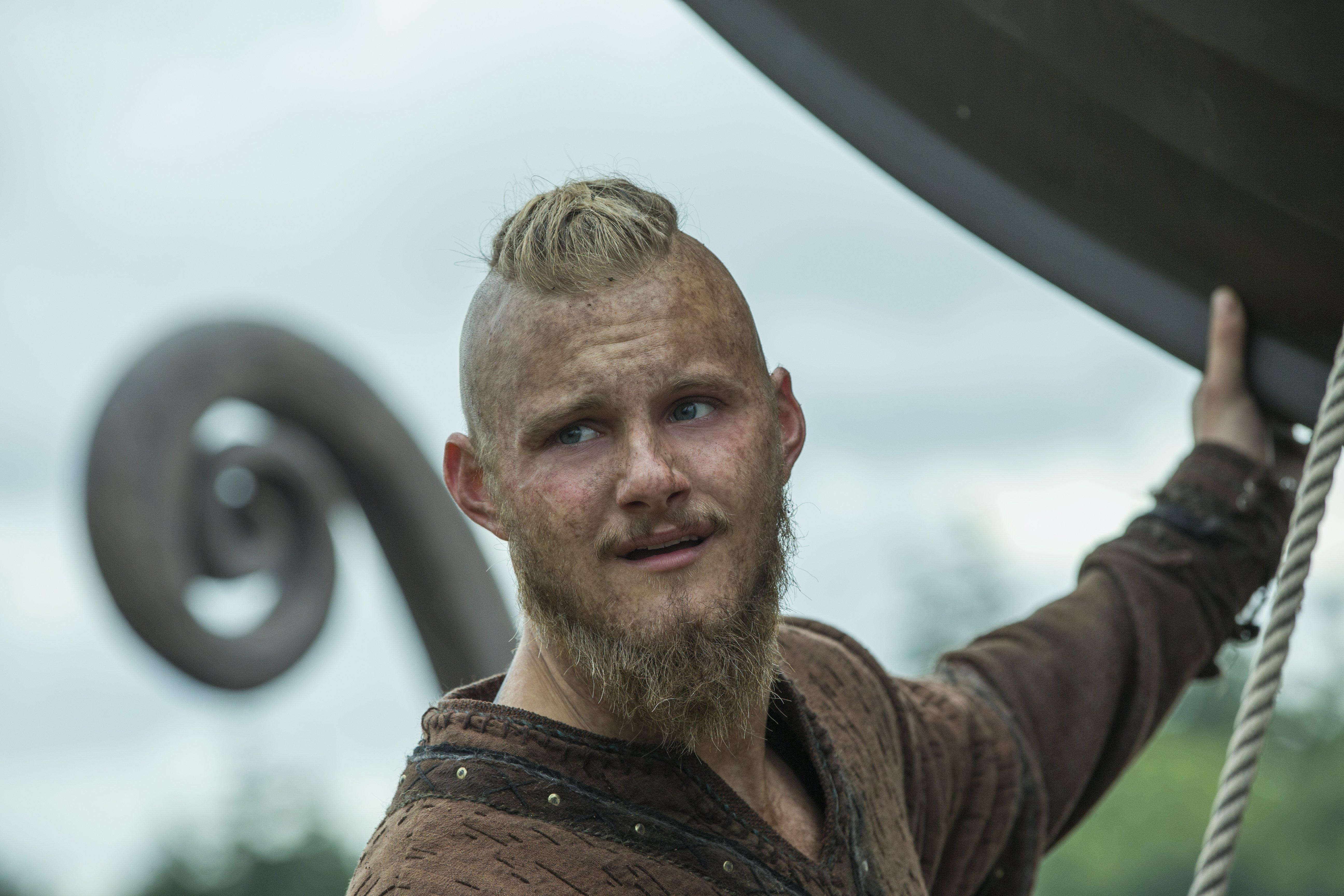 Vikings Portage Saison 4 Episode 8